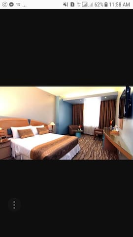 International suite