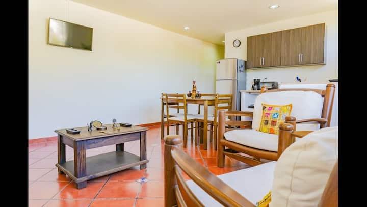 ✔ Apartamento Completamente Independiente (Seguro)