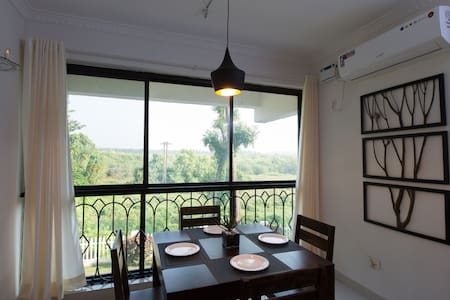 Charming 2 bedroom holiday home in Candolim