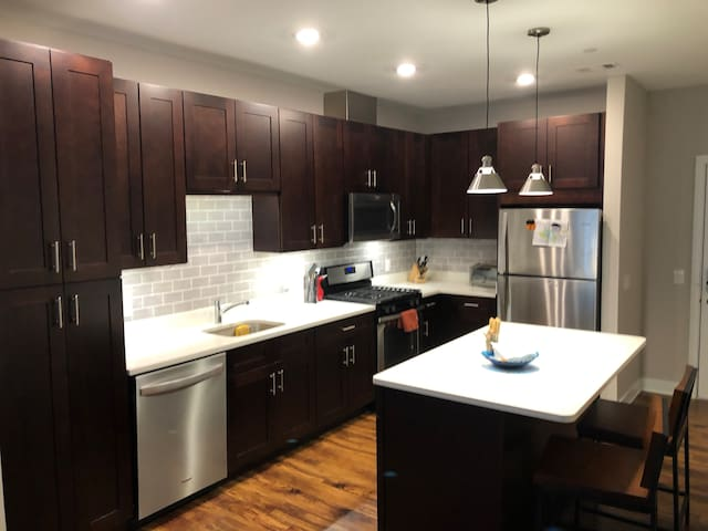 Comfortable apartment in the heart of Exton
