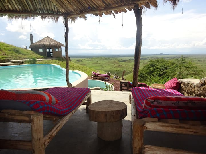 Maasai Lodge - Africa Amini Life