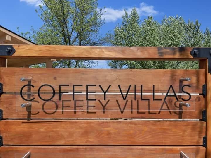 Beautiful, Relaxing Coffey Villas