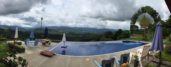 Anapoima-Apulo Rinconada, la más bella panorámica.