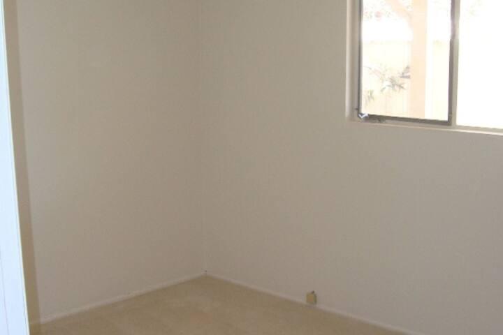 Room, bathroom, laundry 2A.