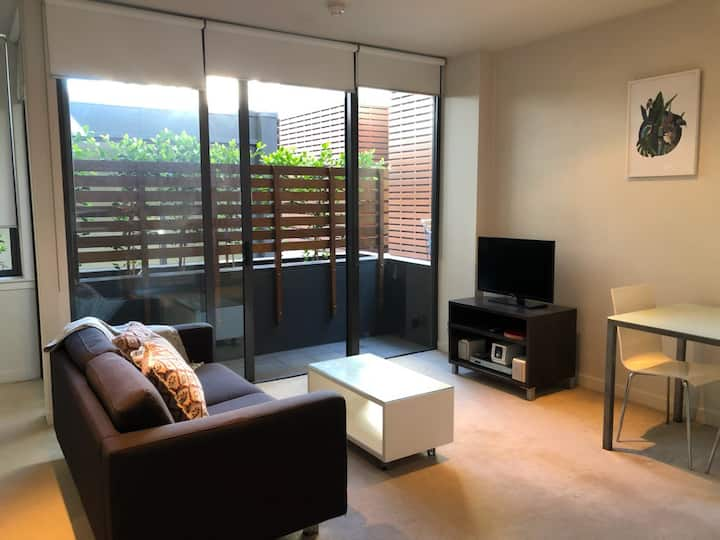 Great Location to enjoy Auckland. Right by the CBD