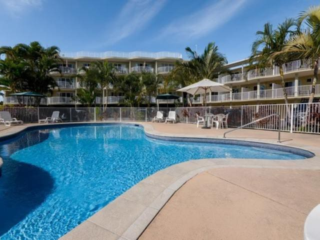 Cabarita Beach 1 bedroom unit with pool - Bogangar - Lakás
