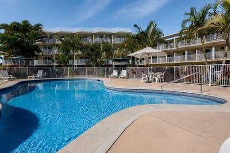 Cabarita Beach 1 bedroom unit with pool - Bogangar - Wohnung