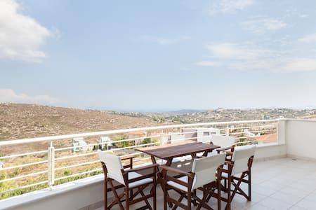 Spacious penthouse in Ntrafi - Ntrafi