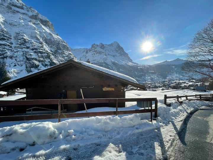 Charly's Chalet Wieseli in Grindelwald