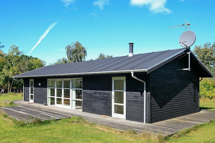 Beautiful Holiday Home in Tranekær with Barbecue