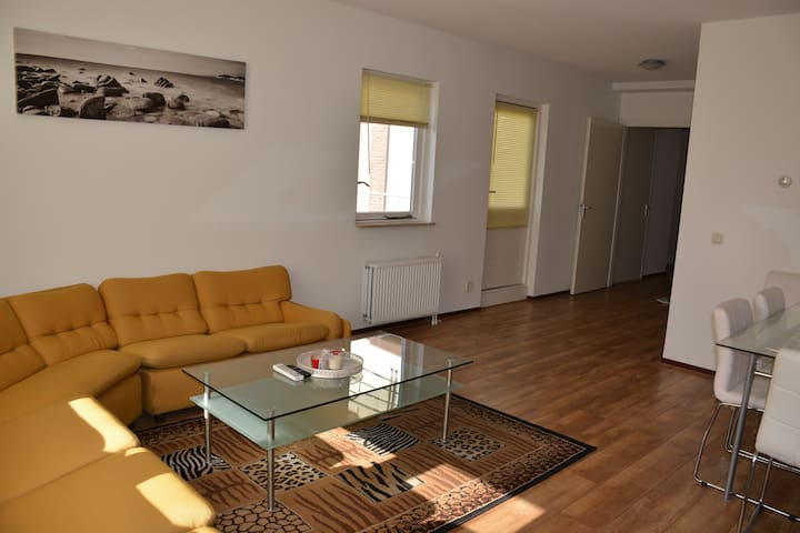 4-room apartment midcity Oosterbeek - Oosterbeek - Apartament