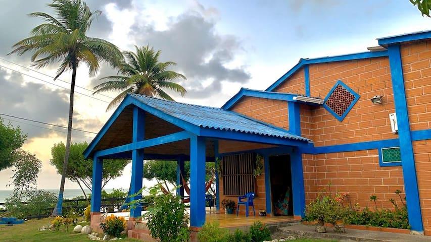 Cabaña del Mar Villa Nena-Puerto Escondido,Córdoba