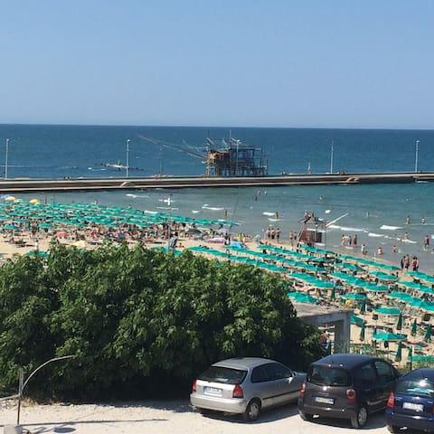 Adriatic Paradiso Segreto - Marina di San Vito - อพาร์ทเมนท์