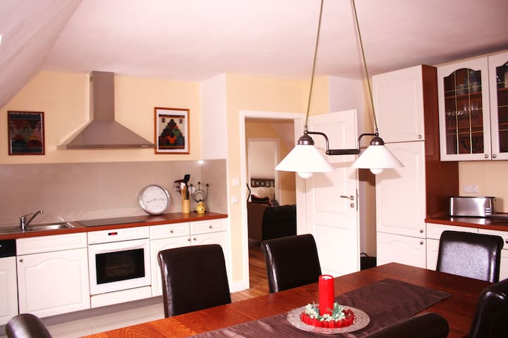 Big apartment in the north of Munich - Karlsfeld - อพาร์ทเมนท์
