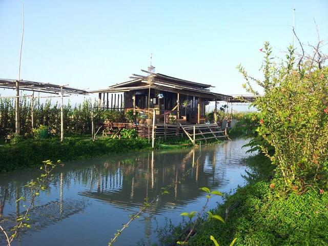 Long mont doi (Rice Farm View)