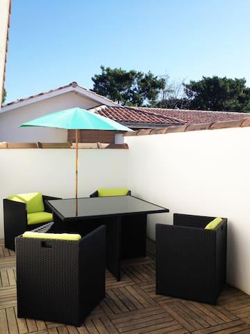 Charmant appartement au coeur du Cap Ferret