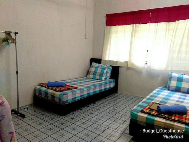 BUDGET GUESTHOUSE MERSING