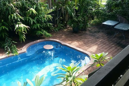 Tropical Retreat. - Wanguri - House