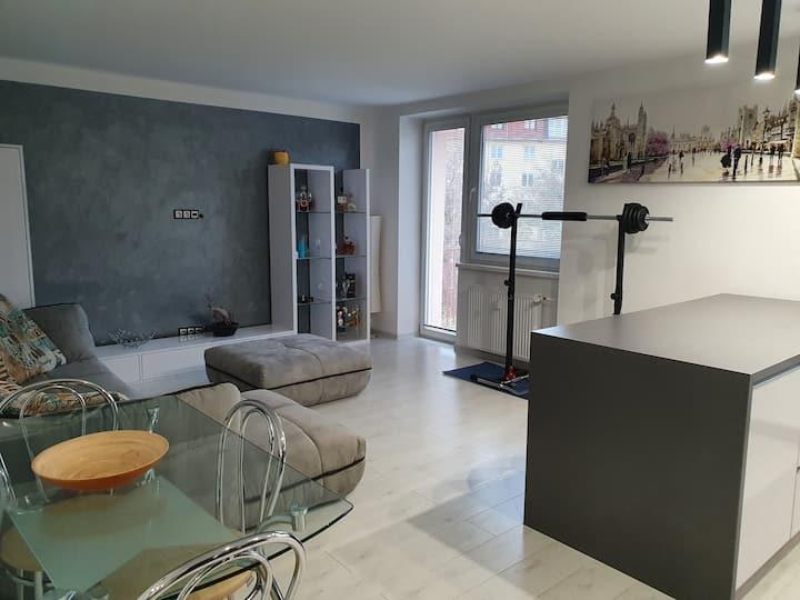 Moderný apartmán v centre Košíc