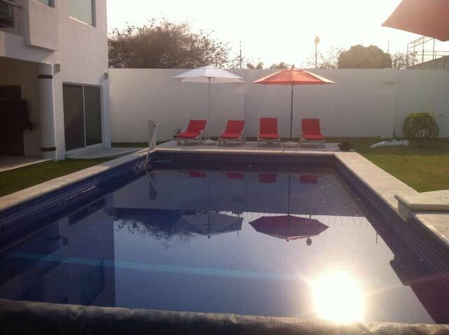 Bed & Breakfast Exclusivo / Suite de lujo - Oaxtepec - Appartement