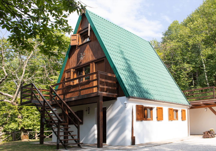 LULLA BY DOLF - Cottage nei Monti Sibillini