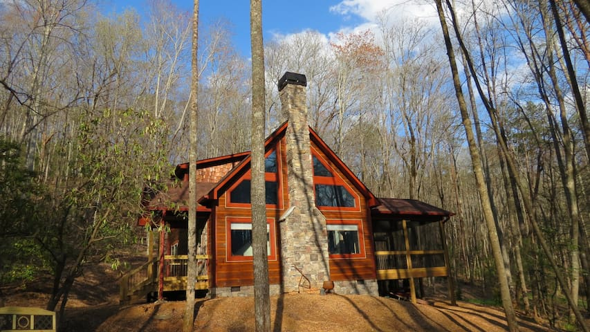 Oliver Creek Cabin in the Wilderness!