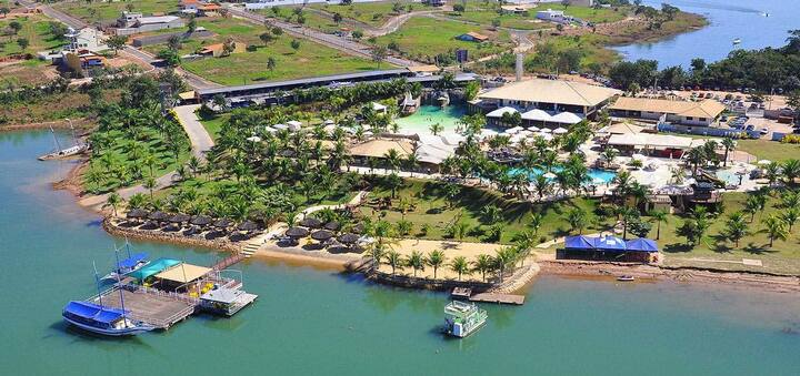 Marina Flat Caldas Novas