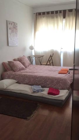 Ideal, Double Bed Private Room - Porto - Apartment