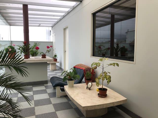 Alojamiento en mejor zona residencial de la Molina
