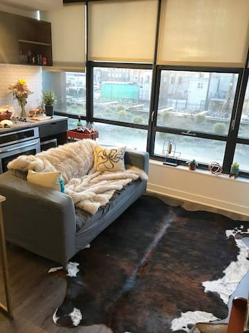 Luxury Apartment in the Heart of Shaw