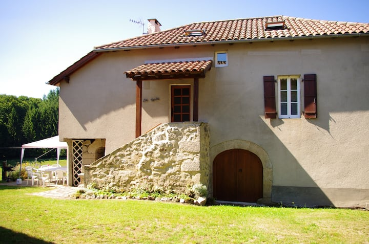 House with 3 bedrooms in Gorses, with shared pool, enclosed garden and WiFi