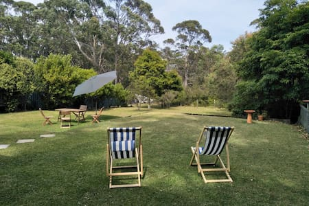 The ORANGE House - Coastal Bushland Retreat