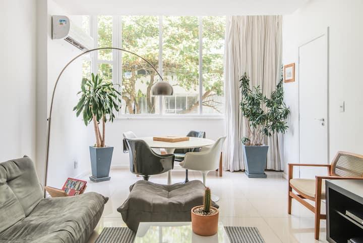 Appartement moderne et climatisé au cœur de Copacabana