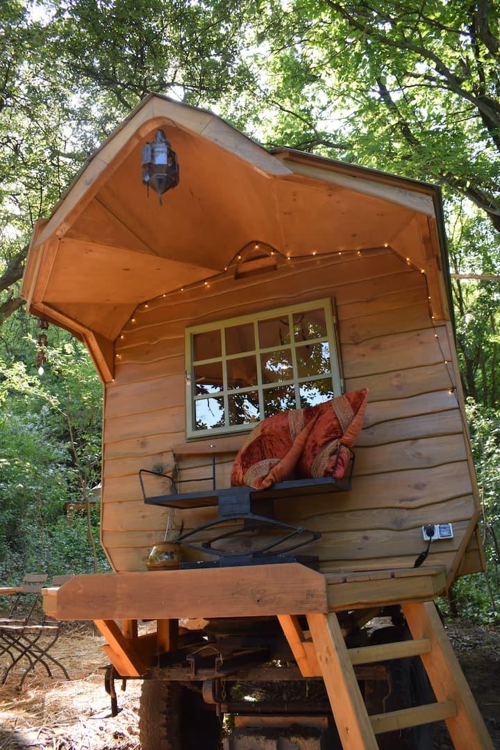 Boho Wagon - French Roulotte