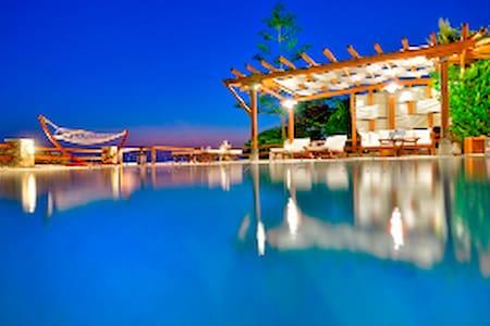 Mykonos Luxury Villa Rinia - Agios Ioannis Diakoftis - Villa