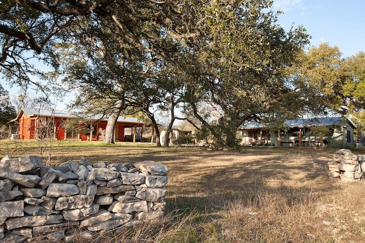 Double Dam Ranch - Dripping Springs - Maison