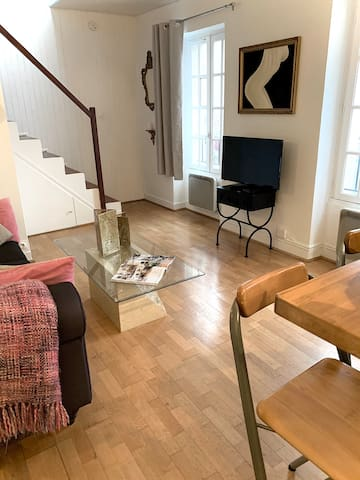 Cosy duplex near by Paris