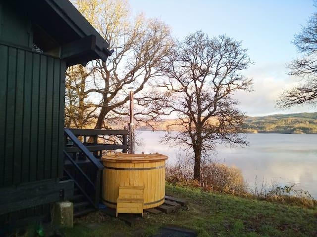 FYNE Cabin (Lochside)