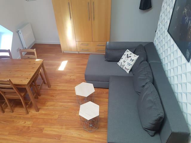Wygodny i stylowy apartament  naTopolowej