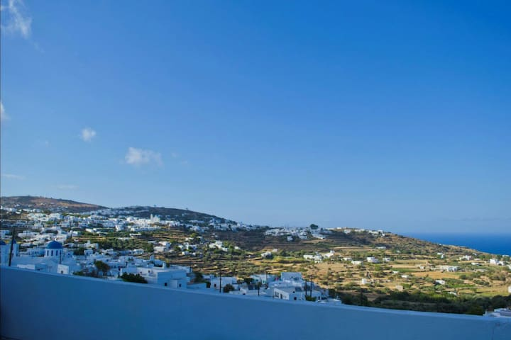 Sifnos view house