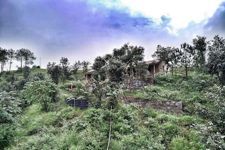 2 Cozy Modern Hut | Lawn | Bon fire | Serene View
