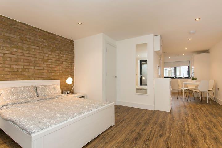 NEW Spacious Studio Zone 2 - London - Apartmen