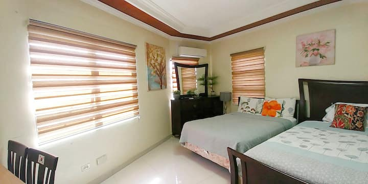 Monthly discount  Guam King house 102, 204 random