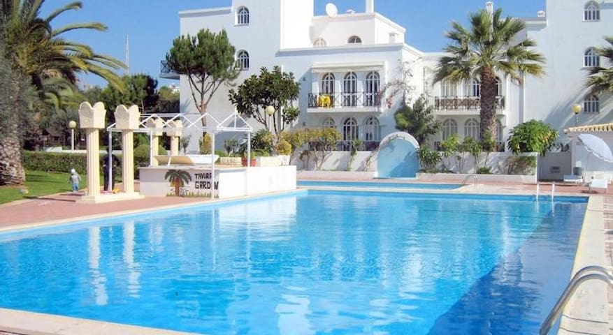 Tavira Garden, one bedroom ground floor apartment. - Tavira - Apartament