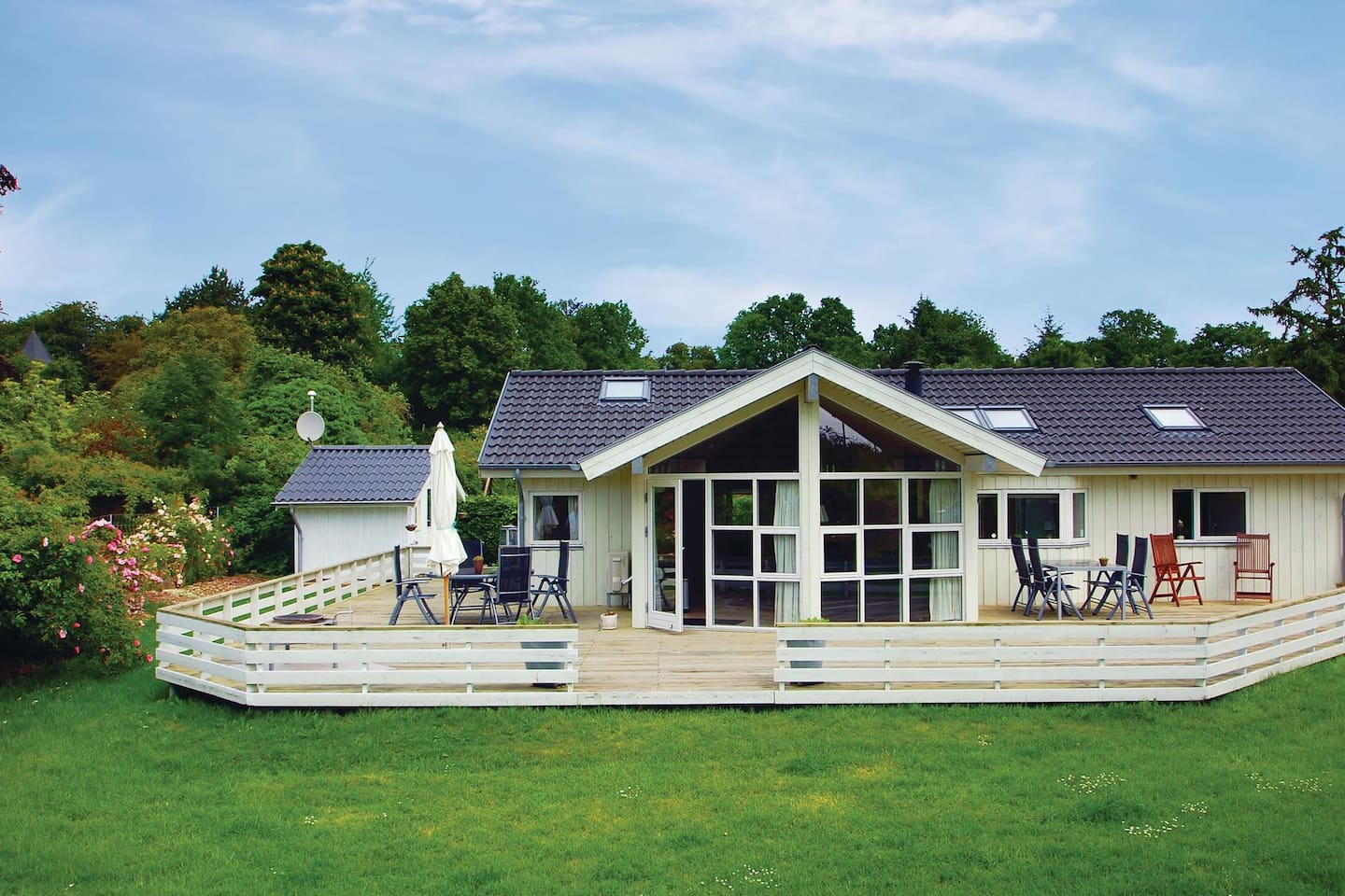 Holiday cottage with 3 bedrooms on 83m² in Hejls