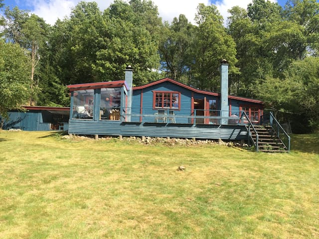 Wonderful Cabin in the Halland forrestland - Laholm N - Cabaña