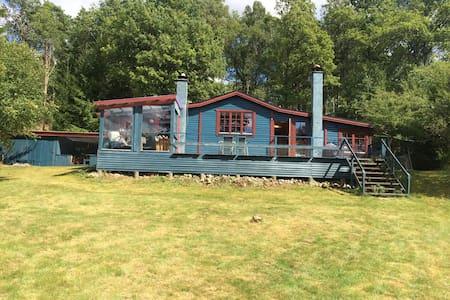Wonderful Cabin in the Halland forrestland - Laholm N - Cabane