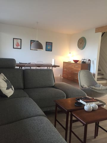 Close to beach, Copenhagen & Airport - Solrød Strand - Casa