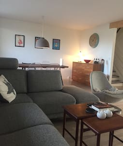 Close to beach, Copenhagen & Airport - Solrød Strand - Rumah