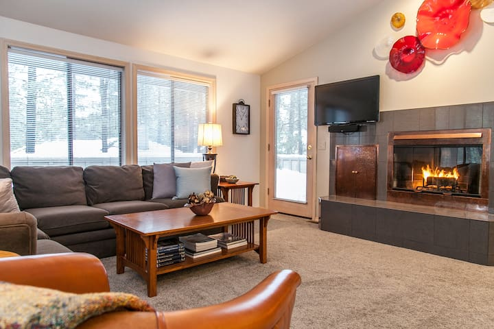 Upscale home in Sunriver Or resort - Sunriver - Hus